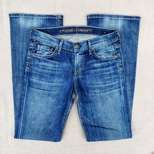 Citizens of Humanity Dita Bootcut Jeans NWOT